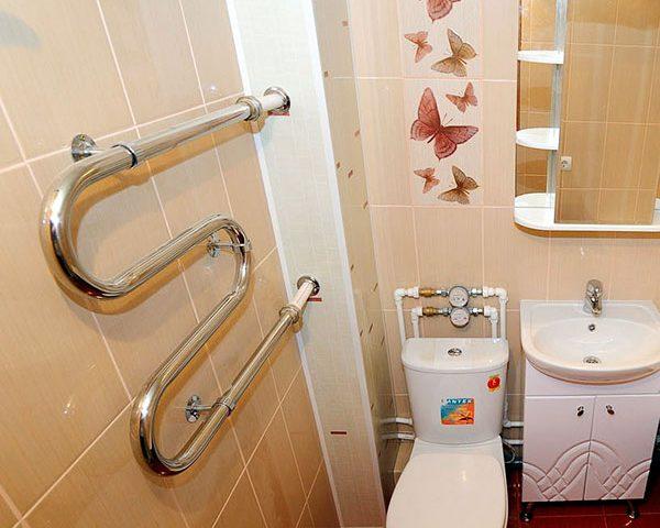 Секреты монтажа короба из пластиковых панелей в ванной комнате
