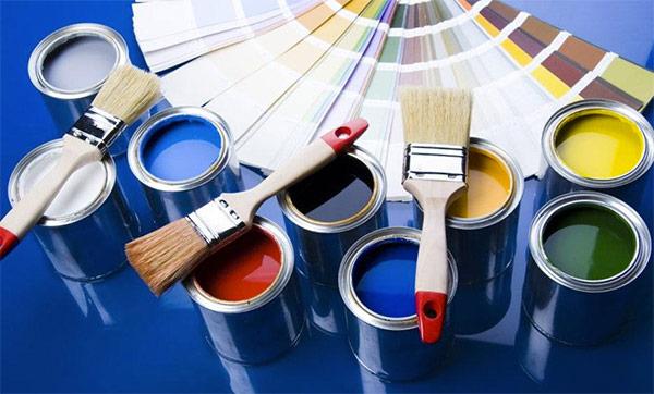 выбор краски для потолочной плитки