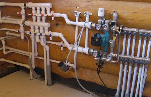 Отопление в доме из полипропиленовых труб — как сделать своими руками?