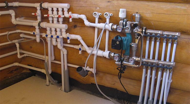 отопление из полипропиленовых труб